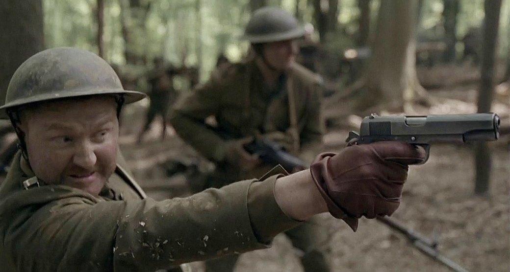 Пистолет кольт в истории американской армии, кино и масс-медиа. Изображение № 5.