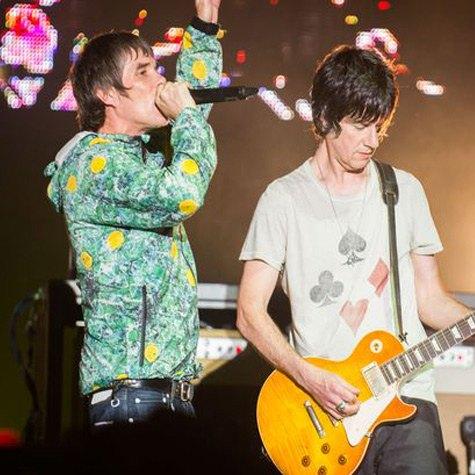 Марка A.Four выпустила коллекцию одежду, посвященную группе The Stone Roses. Изображение № 16.
