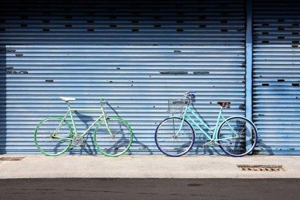 В России запустился интернет-магазин велосипедов шведской марки Bikeid. Изображение № 1.