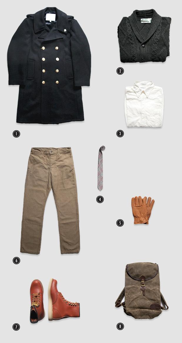 Соберись, тряпка: 3 зимних лука магазина Code7. Изображение № 2.