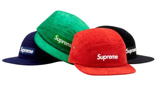 Уличная одежда Supreme: весенне-летний лукбук, кепки, рюкзаки и аксессуары. Изображение № 25.