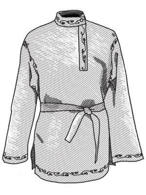 Славянский херитейдж: 13 предметов одежды, на возвращение которых мы уповаем. Изображение № 5.