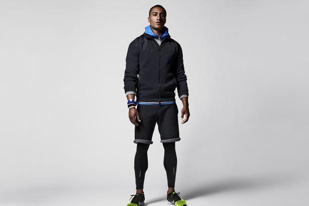 Nike Sportswear выпустили лукбук осенней коллекции одежды. Изображение № 7.