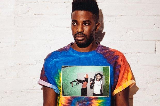 Марка 10.Deep и фотограф Boogie выпустили совместную коллекцию футболок. Изображение № 1.