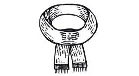 How to: Как завязать шарф. Изображение №41.