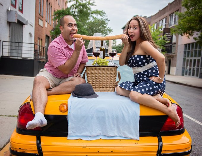 Таксисты Нью-Йорка выпустили благотворительный календарь. Изображение № 4.