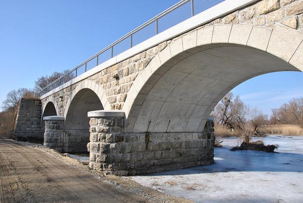 Словаки хотят назвать мост в честь Чака Норриса. Изображение № 1.