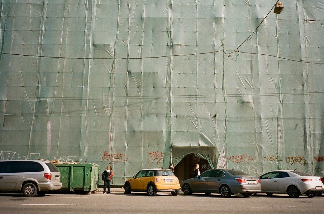 Эксперимент FURFUR: Снимки улиц Москвы как способ разнообразить мужской гардероб. Изображение № 2.