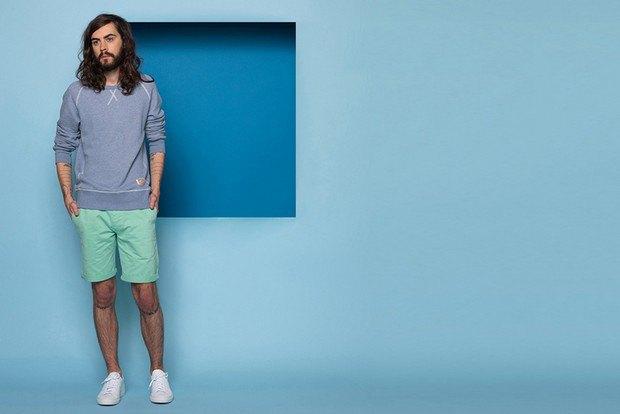 Французская марка Sixpack опубликовала лукбук весенней коллекции одежды. Изображение № 9.