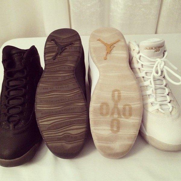 Рэпер Дрейк и компания Jordan начнут выпуск совместной модели обуви. Изображение № 3.