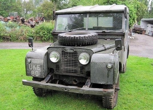 Land Rover Уинстона Черчилля продан на аукционе за 200 тысяч долларов . Изображение № 4.