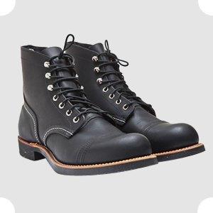 10 пар осенних ботинок на Маркете FURFUR. Изображение № 6.