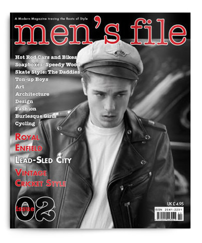 Special Issue: Men's File — журнал о вещах, не выходящих из моды. Изображение № 3.