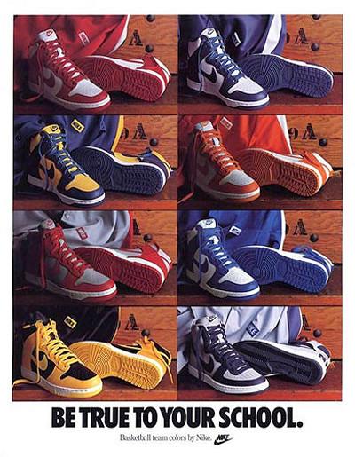 Эволюция баскетбольных кроссовок: От тряпичных кедов Converse до технологичных современных сникеров. Изображение № 72.