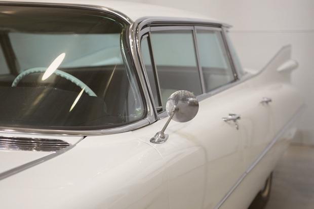 Машина времени: 8 лучших ретроавтомобилей с выставки «Олдтаймер». Изображение № 29.