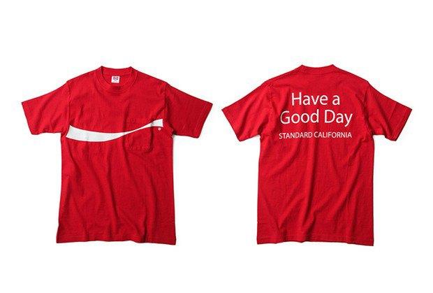 Компания Coca-Cola представила коллаборацию с девятью марками одежды. Изображение № 3.