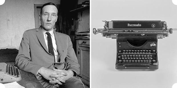В фильме Кроненберга «Голый завтрак», поставленом по одноименному роману Берроуза, главный герой Билл Ли часто обращается за советом к своей печатной машинке. Изображение № 24.