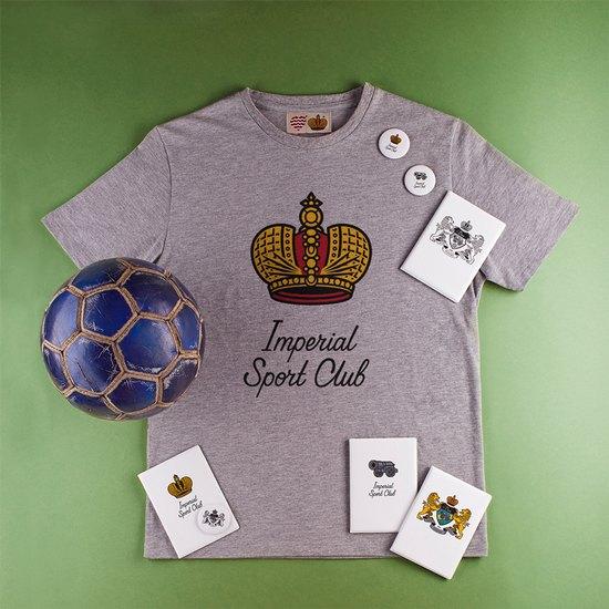 Марка Heart of Moscow выпустила коллекцию сувениров мини-футбольного клуба «Дина». Изображение № 2.