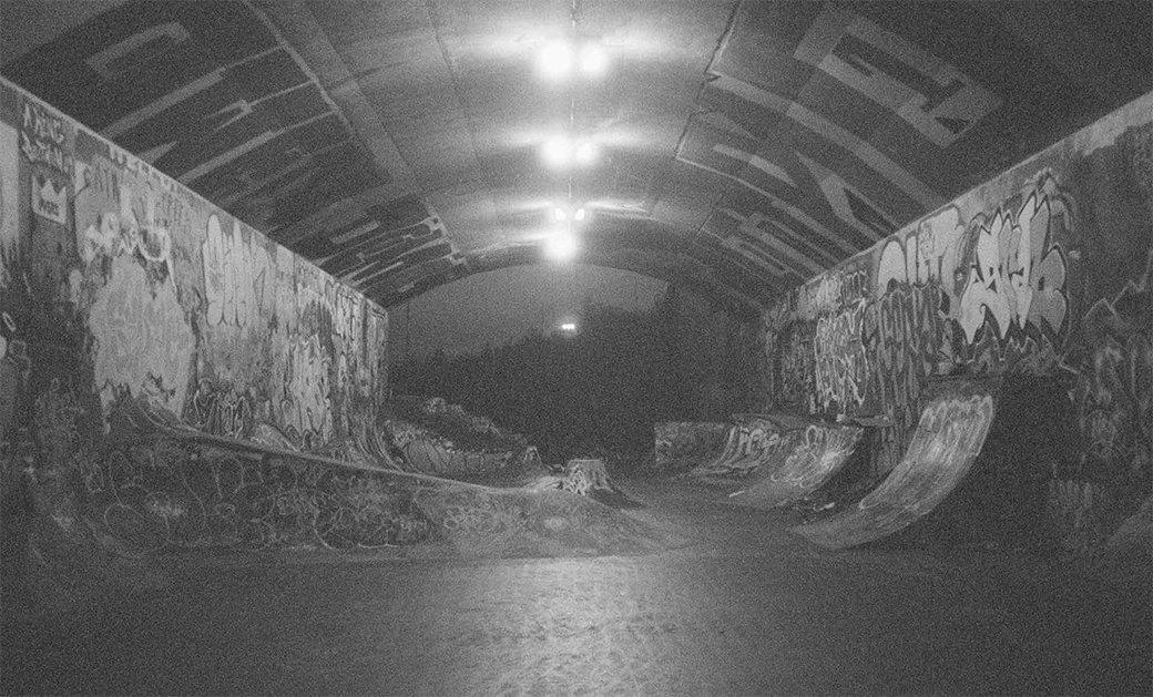 BA.KU.: Фотопроект о загадочной субкультуре канадских скейтеров-металлистов. Изображение № 1.