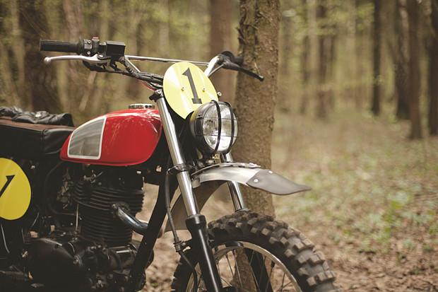 Репортаж со съемок тест-драйва мотоцикла Kawarna. Изображение № 22.