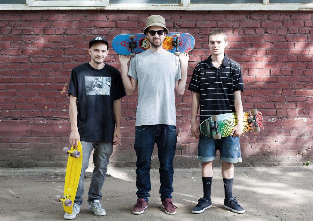 5 российских марок скейтов рассказывают о своем деле. Изображение № 9.