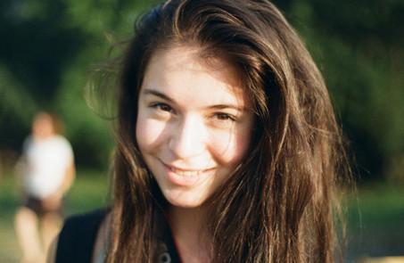 Фоторепортаж: Красивые девушки на Пикнике «Афиши». Изображение № 9.