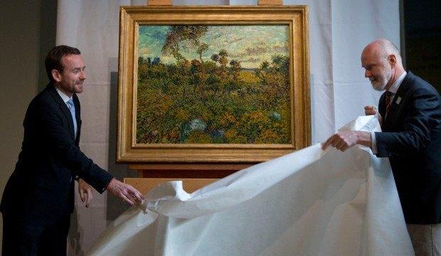 Нашлась неизвестная картина Ван Гога. Изображение № 1.