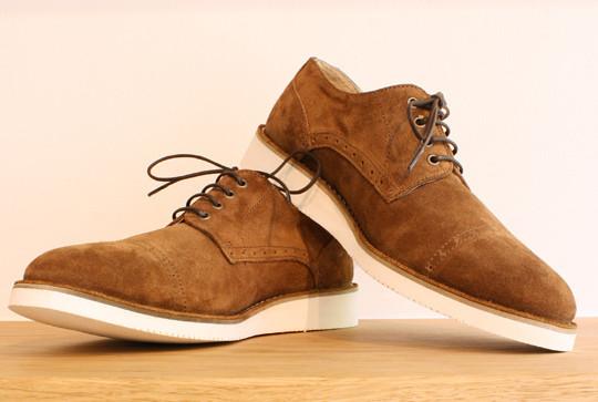 Изображение 2. Oliver Spencer запустили вторую линию обуви.. Изображение № 2.