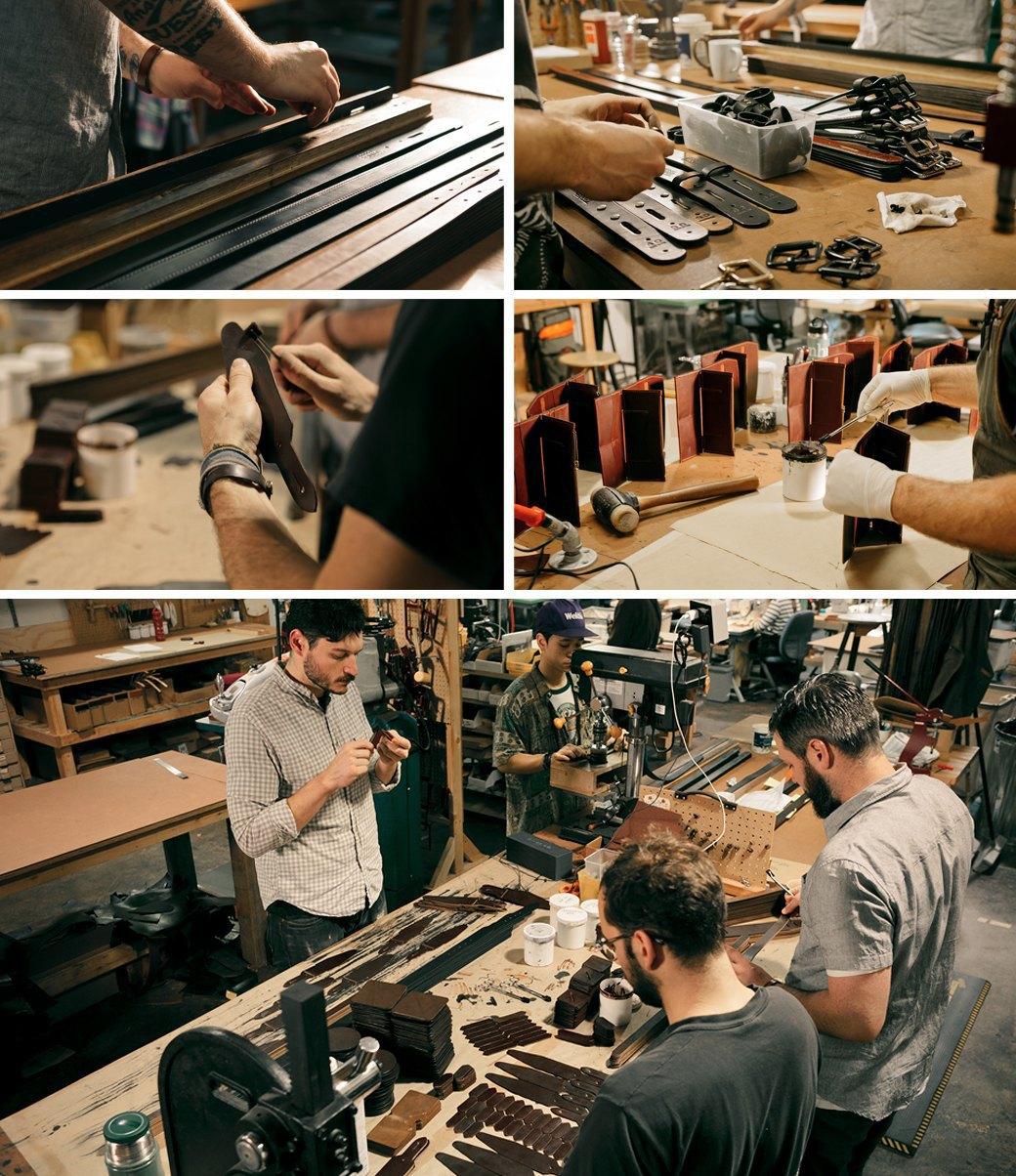 10 репортажей с фабрик одежды и обуви: Alden, Barbour и другие изнутри. Изображение № 8.