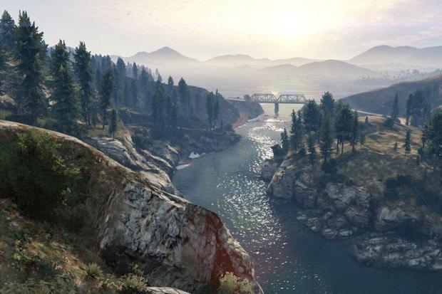 Опубликованы новые скриншоты из игры Grand Theft Auto V . Изображение № 6.