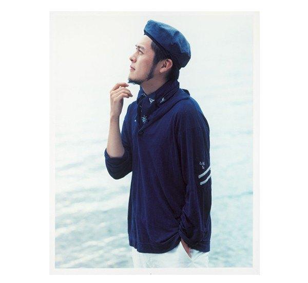 Японская марка 45rpm выпустила лукбук весенней коллекции одежды. Изображение № 9.
