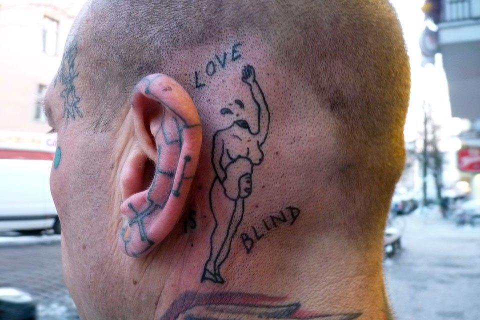 «Право носить на себе некоторые символы нужно заслужить»: Интервью с татуировщиком Фузи. Изображение № 3.