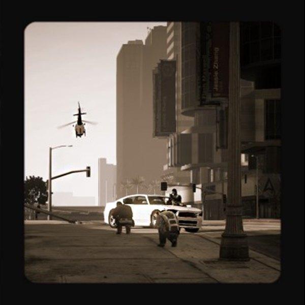 Агентство Media Lense: Фоторепортажи из горячих точек и бандитских районов в GTA V Online. Изображение № 7.