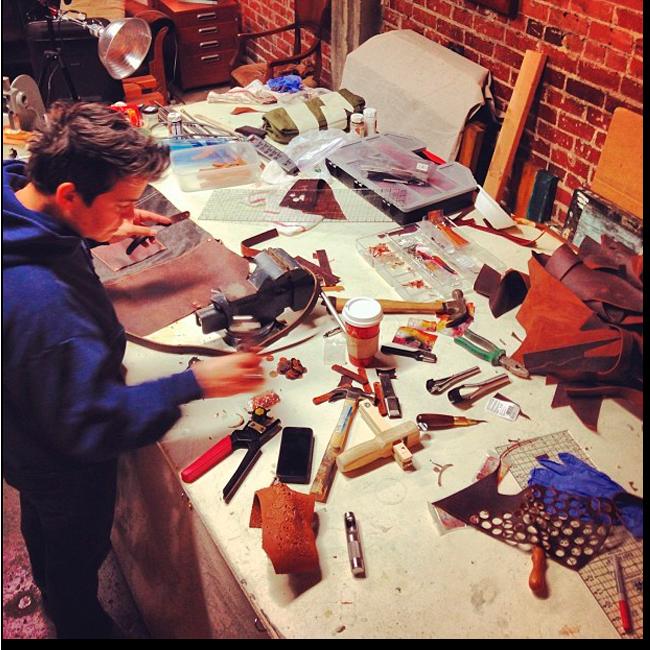 Что происходит в мастерских героев рубрики «Ручная работа». Изображение № 21.
