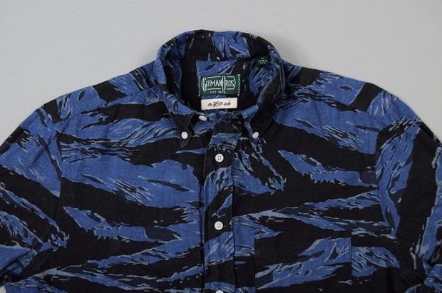 Марка Gitman Bros. представила новую коллекцию рубашек своей линейки Holiday. Изображение № 16.