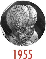 Эволюция инопланетян: 60 портретов пришельцев в кино от «Путешествия на Луну» до «Прометея». Изображение № 15.