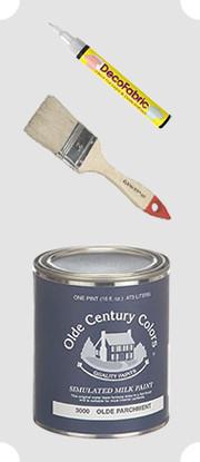 Кастет, краска и вышитые инициалы: Как кастомизировать любимую пару джинсов. Изображение № 2.