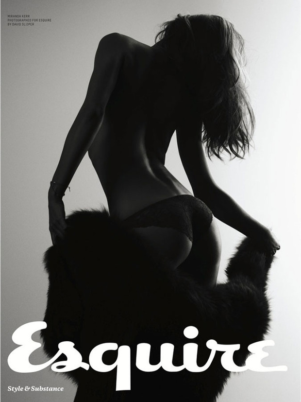 Английский Esquire назвал модель Миранду Керр самой сексуальной женщиной года. Изображение № 8.