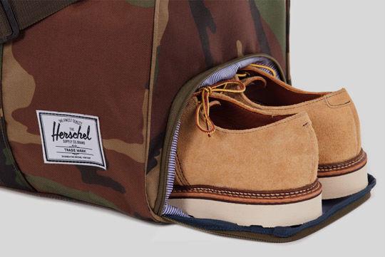 Новая коллекция сумок марки Herschel. Изображение № 4.