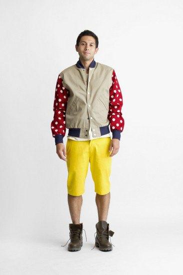 Марка Billionaire Boys Club опубликовала лукбук весенней коллекции одежды своей линейки Bee Line. Изображение № 12.