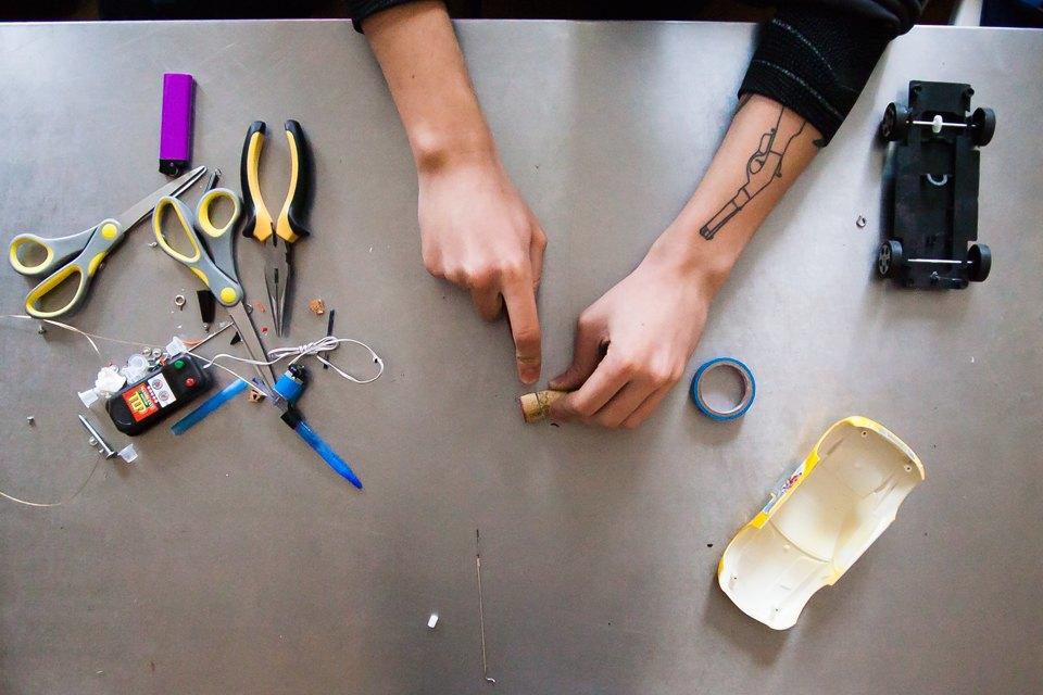 Как сделать тату-машинку своими руками. Изображение № 11.