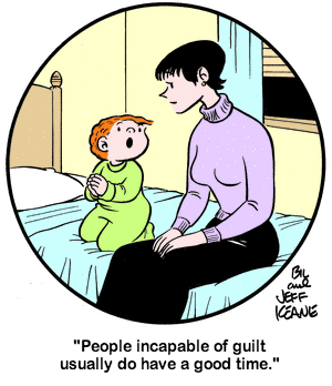 Пользователь Tumblr объединил комикс Family Circus и сериал True Detective. Изображение № 4.