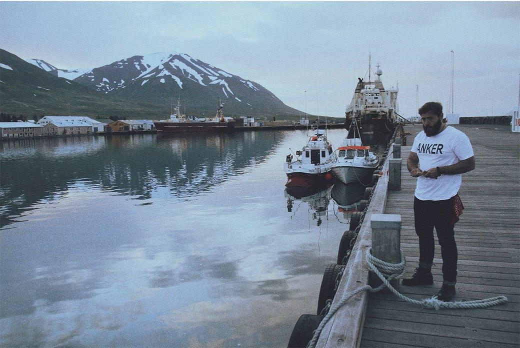 Как мы проехали всю Европу на мотоциклах, чтобы посёрфить у берегов Исландии. Изображение № 14.