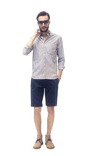 Марка Wtaps опубликовала лукбук весенней коллекции одежды. Изображение № 1.