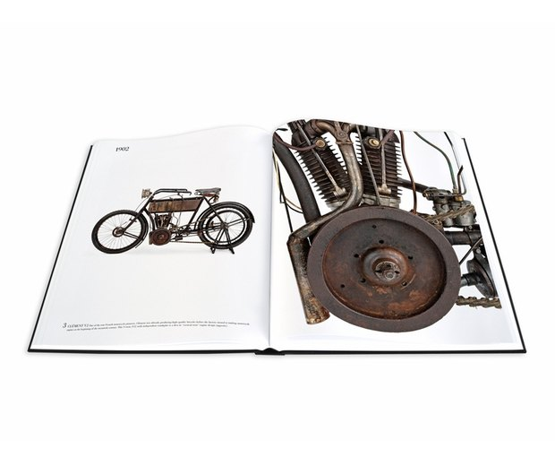 Вышла книга The Impossible Collection of Motorcycles. Изображение № 5.