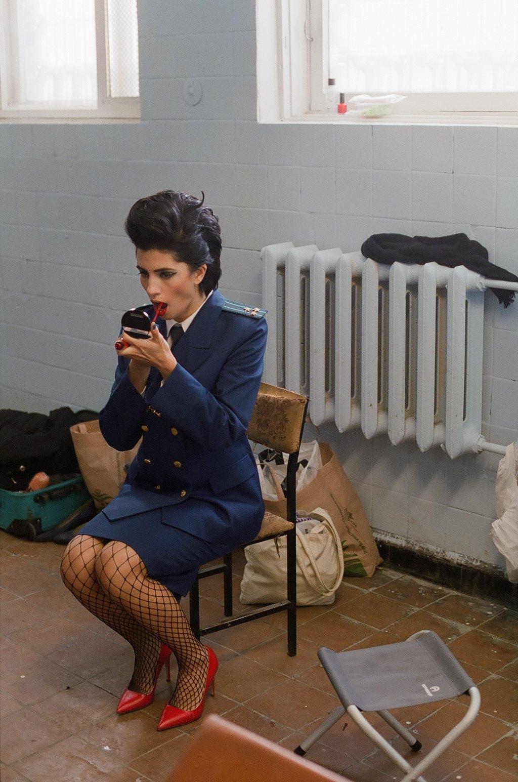 «Чайка»: Премьера нового клипа Pussy Riot . Изображение № 27.