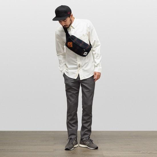 Магазин Kixbox опубликовал лукбук осенне-зимней коллекции одежды. Изображение № 5.