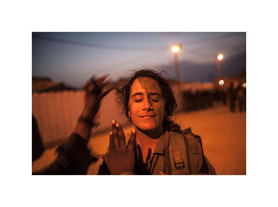Фотопроект: Как служат женщины в армии Израиля. Изображение № 2.