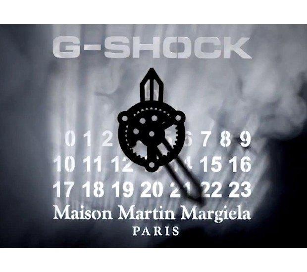 G-Shock и марка Maison Martin Margiela выпустили совместную модель часов. Изображение № 5.