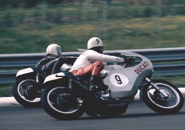 История мотоцикла Ducati 750 Imola. Изображение № 6.
